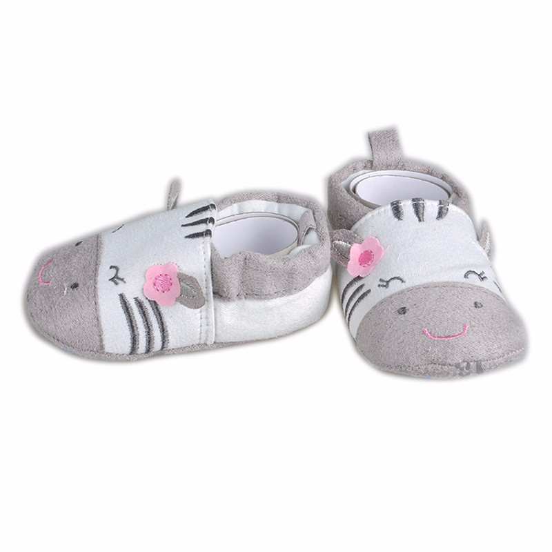 2016 Newy Style Soft Cartoon Baby Boys Girls Infant Shoes Slippers 0-6 6-12 First Walkers Cotton Skid-Proof Kids Baby Shoes (7)
