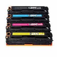 CF400A CF401A 402 403A 201A Compatible Color Toner Cartridge For hp HP Color LaserJet Pro M252dn M252n MFP M277dw M277n M274n