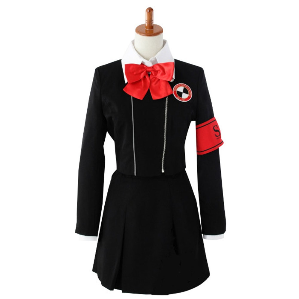 2019 Shin Megami Tensei Persona 3 Mitsuru Kirijo Chihiro Fushimi uniforme scolaire féminin Costume Cosplay
