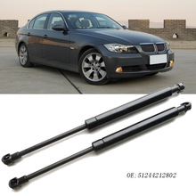 цена на 1 Set Rear Tailgate Boot Gas Struts Shock Struts Spring Lift Supports For BMW E46 1998-2005