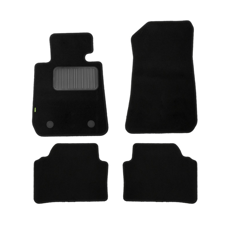 Mats in salon Klever Standard For BMW 3 F30 AUTOMATIC TRANSMISSION 2012->, сед... 4 PCs (textile) mats in salon klever premium for cadillac cts automatic transmission 4wd 2007 2014 сед 4 pcs textile