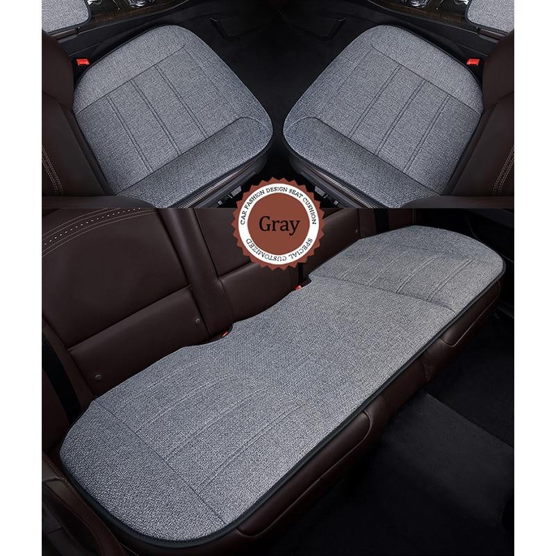 Автокресло Обложка авто чехлы сидений подушки для Renault safrane Sandero талисман Twingo и многое другое Suzuki Grand vatara igniz Kizashi