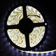 Natur weiß 4000 Karat led-streifen DC12V SMD Wasserdichte 5050 5 Mt 60led/M flexible seil indoor outdoor dekoration licht ulter helle