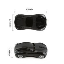 CHYI Computer Mouse Infiniti Sports Car Wireless Mouse Cool Optical 2.4GHz Gamer Gaming Hot Sale 1600 DPI Mice For Mac PC Laptop