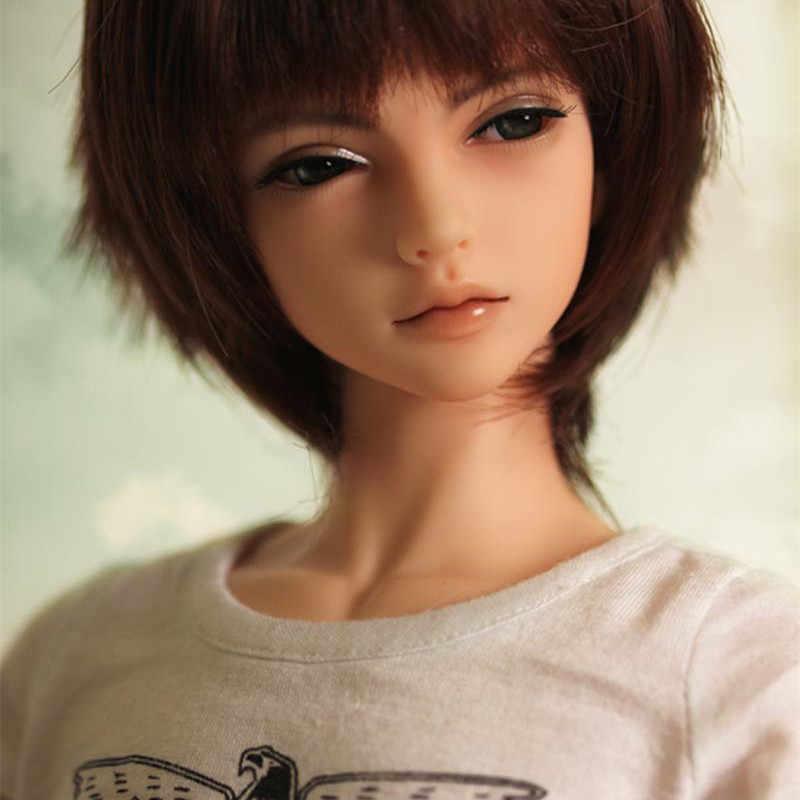 Новое поступление 1/4 BJD кукла BJD/SD Daniels кукла-мальчик красивый включают глаза для маленьких девочек подарок на день рождения