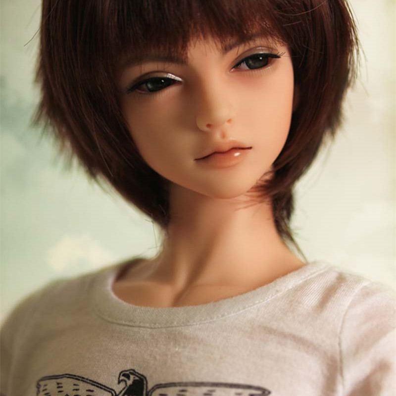 New Arrival 1/4 BJD Doll BJD / SD Daniels Boy Doll Handsome Include Eyes For Baby Girl Birthday Gift