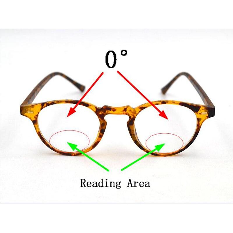 b2ede571e0 Gafas de lectura bifocales de titanio sin marco para lectores de sol  multifunción para pesca al