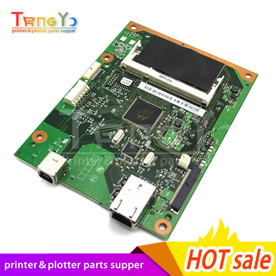Free shipping 100% test laser jet for HP P2055DN Formatter Board CC528-60001 printer part on sale free shipping original new formatter board for hp m1212nf 1213 1216nf 1213nf ce832 60001 good quality printer part on sale