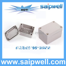 6 Screws IP67 Waterproof junction Box ABS Enclosure 65*95*55MM For Industrial DS-AG-0609