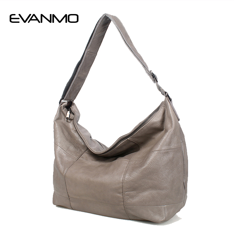 Luxury Casual Tote Bag Female Genuine Leather Designer Handbags OL Women Bags