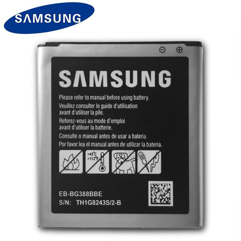 D'origine Samsung Batterie pour Samsung Galaxy Xcover 3 G388 G388F G389F EB-BG388BBE 2200 mah Téléphone Batterie Avec NFC livraison gratuite