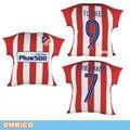 2016 2017 Casa Jogo Club atletico de Madrid SAD Camisa De Apoio Do Assento Almofada Fãs Lembrança Decoração Presentes Griezmann Torres