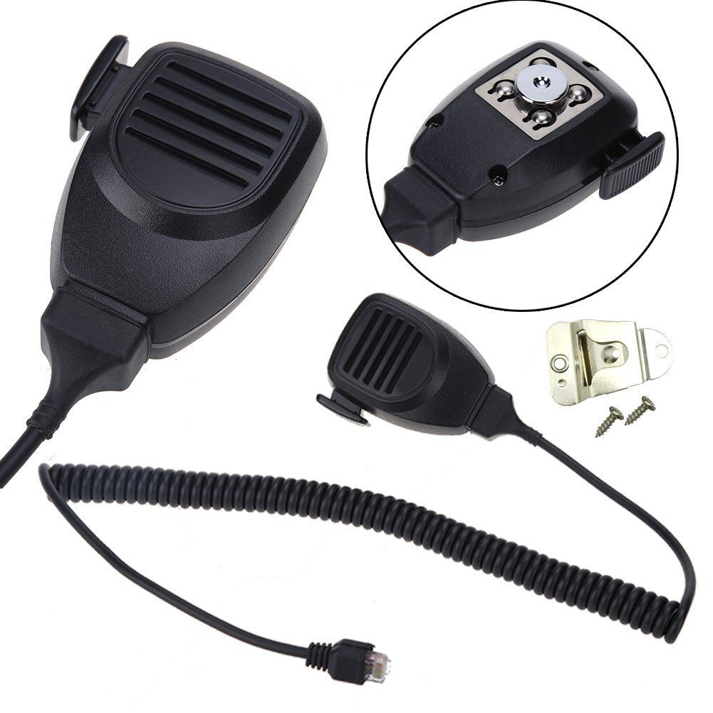 KMC-30 Microphone For Kenwood TK-7102 TK730 NX-700 TK-8102 TK-7302 TK-8302 RadioKMC-30 Microphone For Kenwood TK-7102 TK730 NX-700 TK-8102 TK-7302 TK-8302 Radio