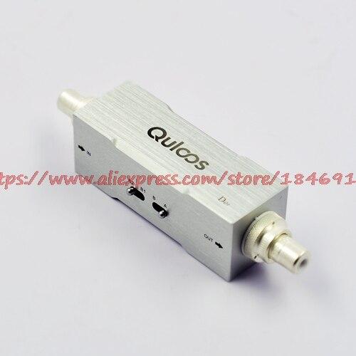 Free shipping  D01 digital audio signal Tong Zhou optimizer purifier filter