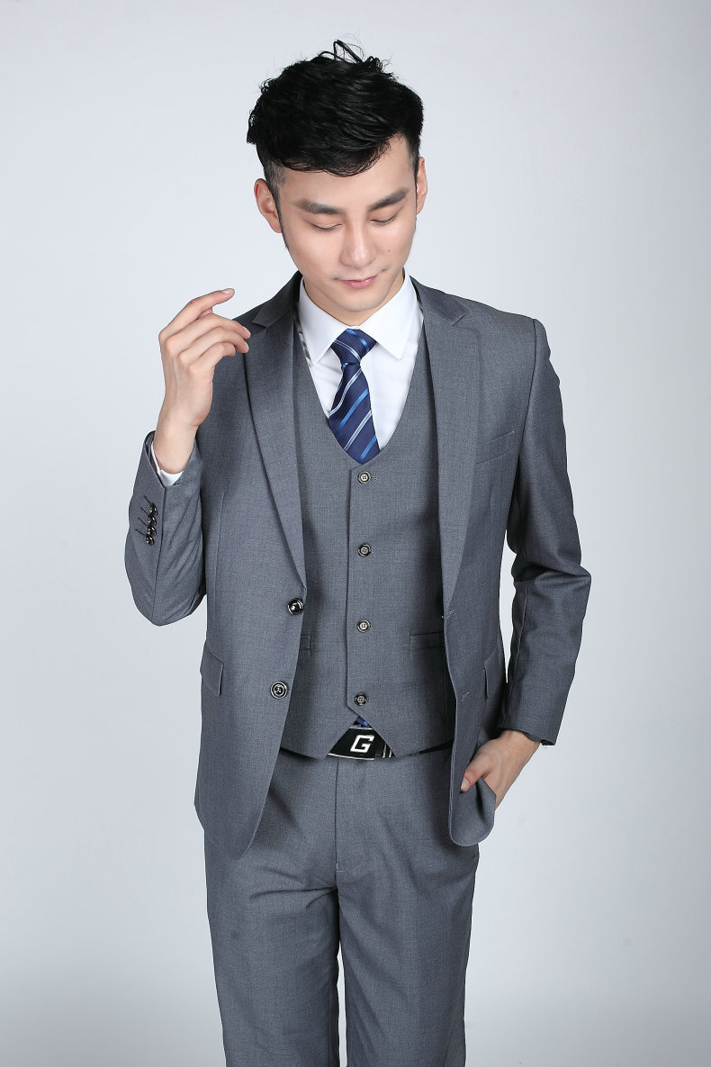 Aliexpress.com : Buy Korean Brand Two Button Suit Jacket and Pants ...