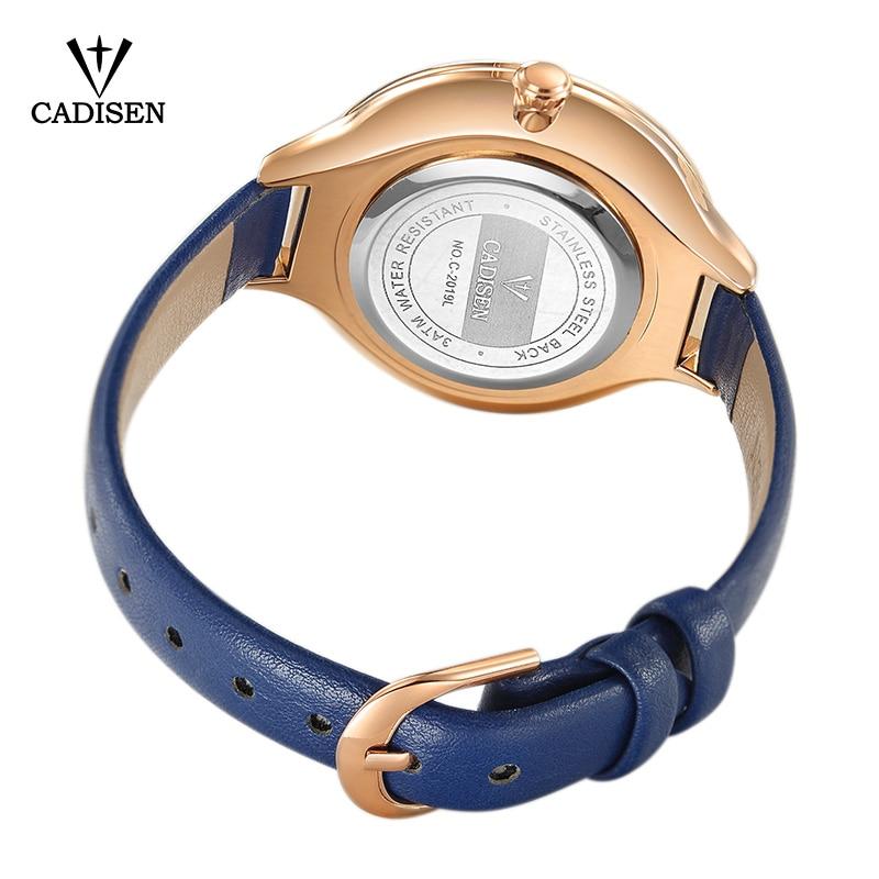 Zegarki damskie Luksusowe marki zegarków kwarcowych Zegarek damski - Zegarki damskie - Zdjęcie 5
