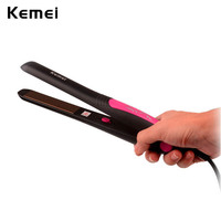 110 240V Professional Ceramic Hair Straightener Flat Iron Straightening Irons Styling Tools Hair Artifact Lisseur Wholesale