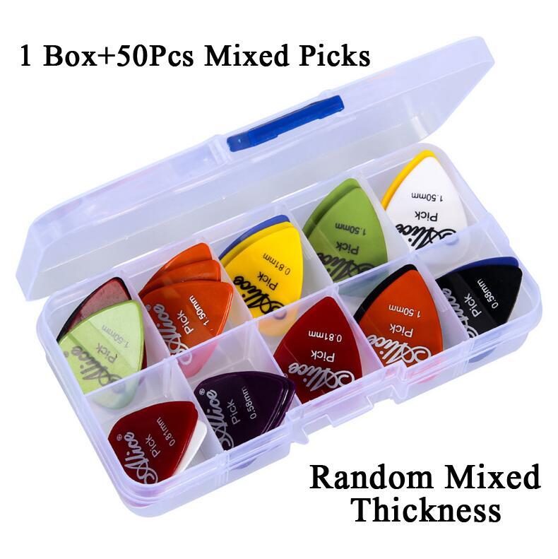 1 Box and 50 mixed