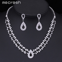 Crystal African Bridal Jewelry Sets