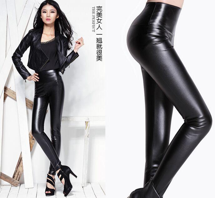Aliexpress.com : Buy 2015 New fashion women's sexy Leather ...