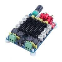 TDA7498 2*100W yüksek güç sınıfı D İki kanallı ses dijital amplifikatör kurulu ND998|Yazıcı Bellek Modülleri|Bilgisayar ve Ofis -