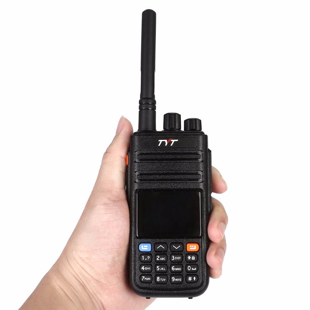 Émetteur-récepteur Jambon Talkie talkie radio numérique TYT - Walkie talkie - Photo 4