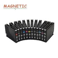 PGI29 PGI 29 Ink Cartridge 12 Colors for Canon PIXMAPRO 1 Printer PGI 29 Pigment Full Ink with chip