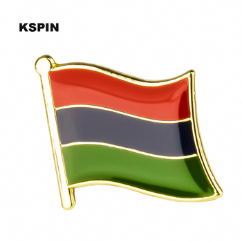 Flat Metal Badge Lapel Pins Brooch Jewelry Rozet in Badges Pin XY0361