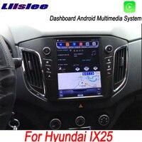 Liislee 2 din Android для hyundai IX25/Creta/Cantus большой экран Автомобильный мультимедийный плеер gps навигации радио CarPlay