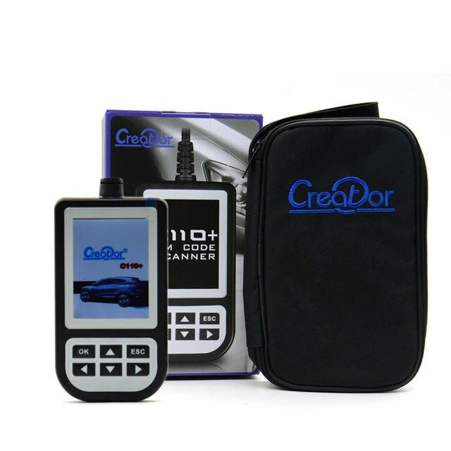 Flash Promo New V4.7 For BMW Creator C110+ for BMW Code Reader Scanner for BMW C110+ Scanner C110 OBD2 Code Scanner For Diagnostic Scanner