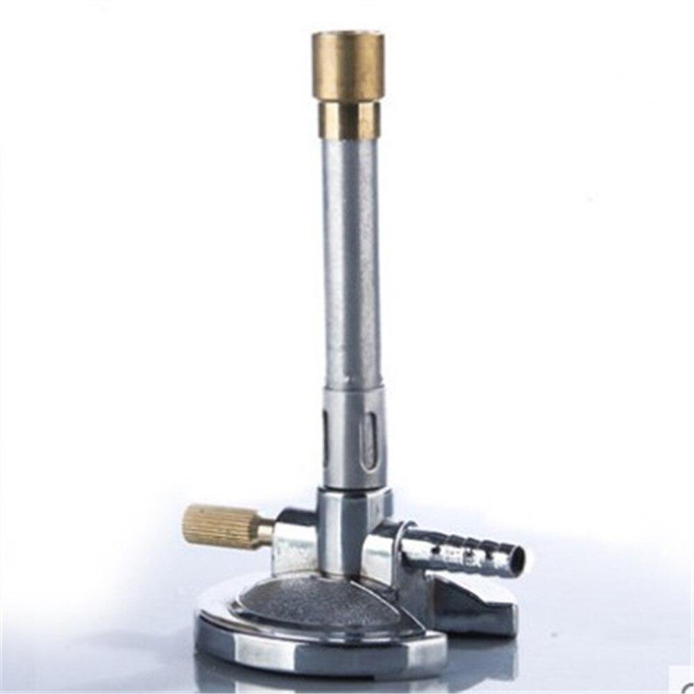 New Gas Light Bunsen Burner for liquid propane American Type for Lab Heating Tool Lab Equipment lab bunsen burner free shipping