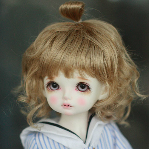 bjd doll wigs
