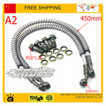Modified KAYO xmotos dhz motorcycle radiator oil cooler hose pipe m10*1.25 125cc 140cc 150cc 160cc accessories free shipping