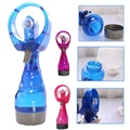 Portable Mini Hand Held Water Spray Cooling Fan Mist Camp
