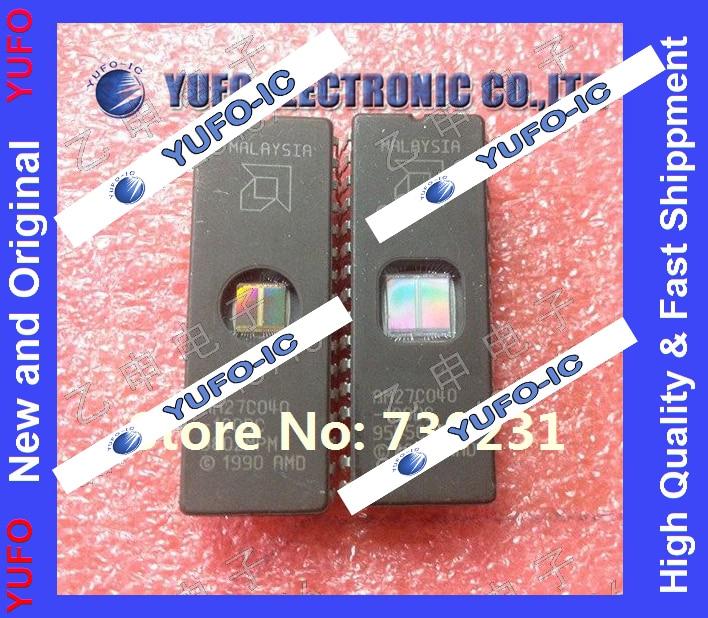 Free Shipping 10PCS AM27C040-120DC AM27C040-150DC genuine original} {ensure quality UV Clear YF1004