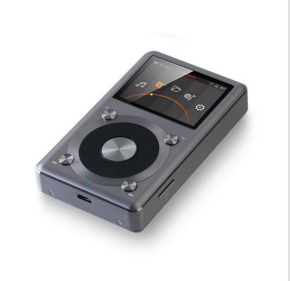Fiio x3 $ number ª generación/x3 ii/x3k nativos dsd decodificación de 192 k Hz/24bit Hifi MP3 Reproductor de Música de Alta Potencia salida