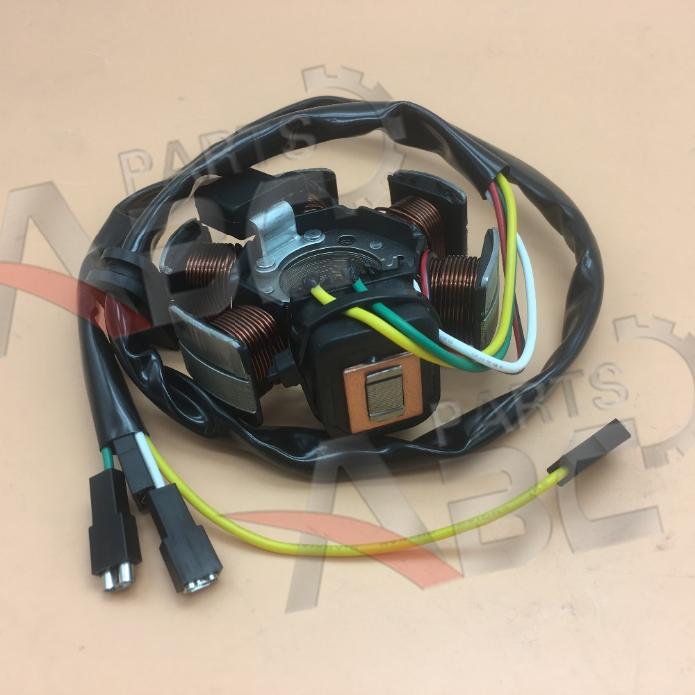 4 Wires Am6 Tuono Generator Stator Plate Alternator For Peugeot Xp6 Xps Wiring Img 5764 5765 5766 5767 5768 5763