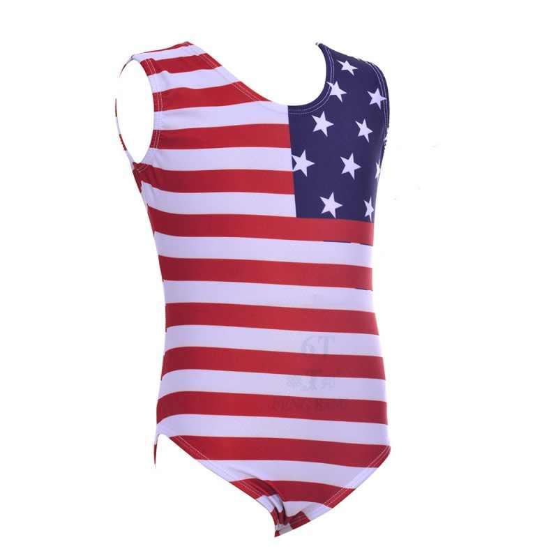 fd906adfd Detail Feedback Questions about US Flag Print Pattern Girls ...