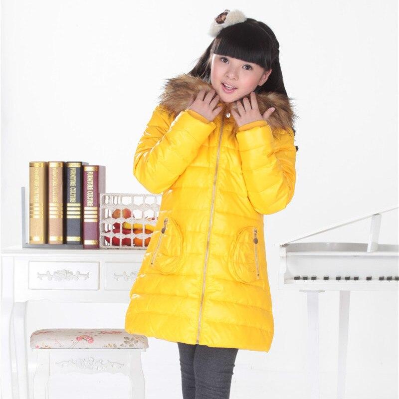 035cc33b14b3 New 2015 Winter Children Down   Parkas Outdoor Girls Outerwear ...