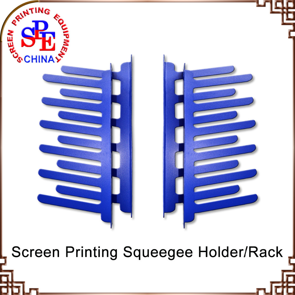 Spe Gbj Screen Printing Squeegee Holder Rack Silk Transfer Switch Wiringautomatic Suyang Atsautomatic
