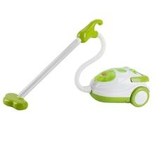 Молодые дошкольные ролевые игры бытовая техника домоводство/кухонная мебель игрушка ролевые игры веселье-пылесос зеленый