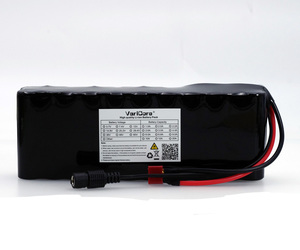 Image 2 - VariCore 36V 5.2Ah 10S2P 18650 Rechargeable battery changing bikes, electric car 42V protection circuit board + 2A Charger