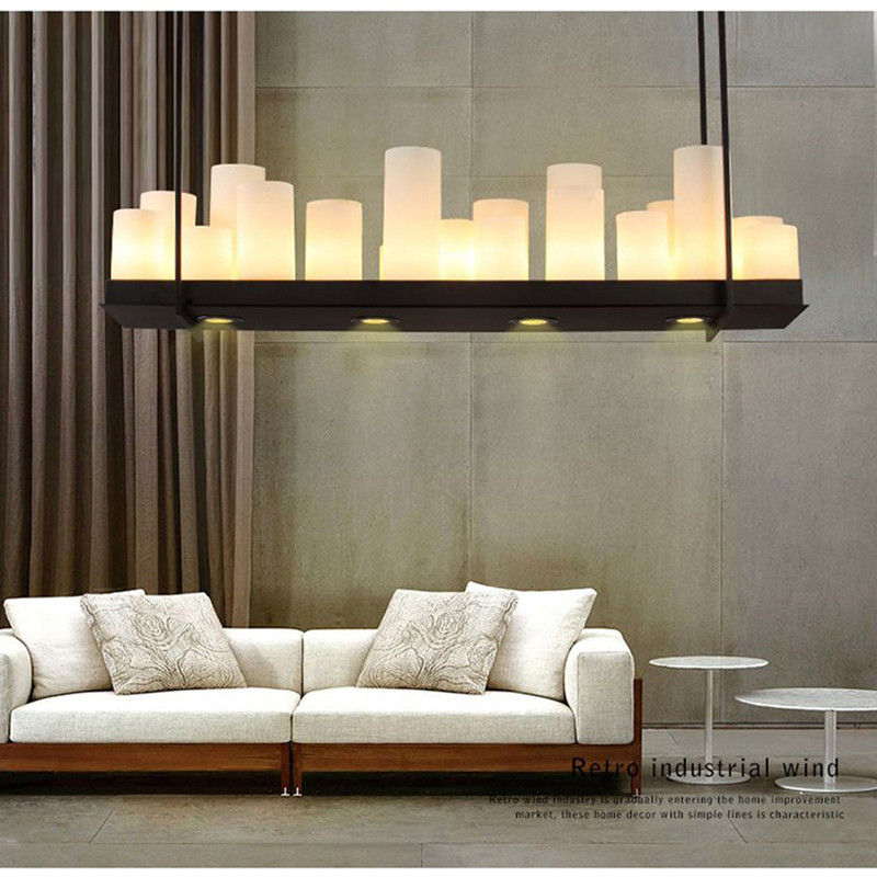 Marmenkina modern pendant lamp led candle chandelier kevin reilly marmenkina modern pendant lamp led candle chandelier kevin reilly lighting innovative metal light fixture candle suspension lamp aloadofball Image collections