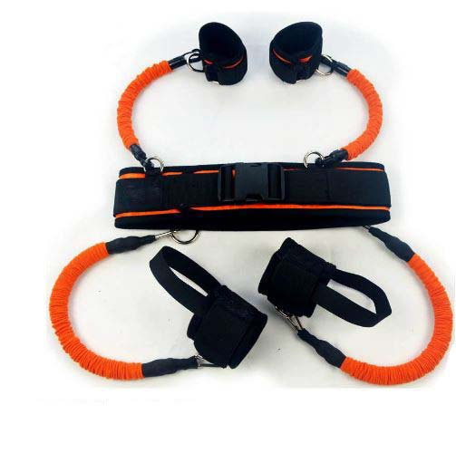 150lbs Taekwondo  Resistance Bands Boxing Leg and Arm Band TrainerHTB1hqSIPXXXXXbWaXXXq6xXFXXX1