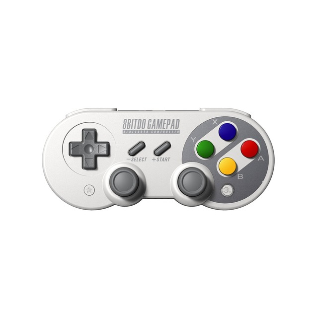 Official 8BitDo SF30 Pro Wireless Bluetooth Gamepad Controller with Joystick for Windows Android macOS Nintendo Switch Steam 1