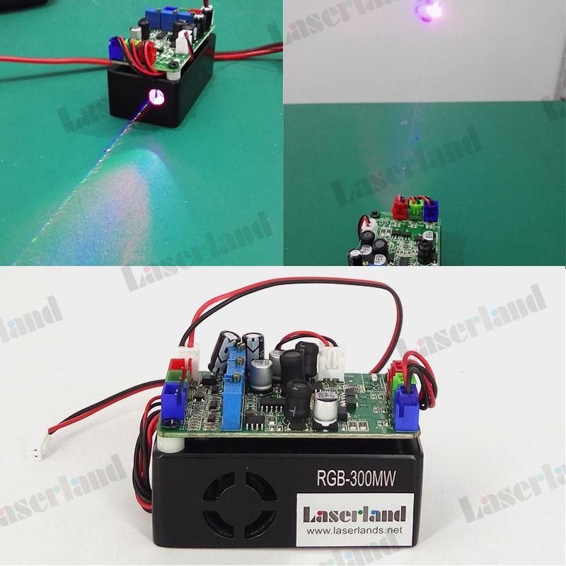 RGB 300mW White Laser Module Red 650nm 200MW Green 532nm 50mW Blue 450nm 80mW измерительный прибор laser target 150 200 300 300 300