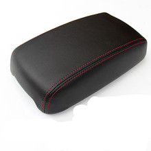 Customzied Microfibre Leather Center Armrest Cover For Mitsubishi ASX AAB041
