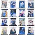 Japanese Anime YURI!!! on ICE Scroll Painting Poster Scroll Home Decoration
