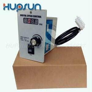 Image 3 - Hohe qualität präzise elektrische getriebe digitale geschwindigkeit controller für ac motor speed controller 400 watt ac 220 v motor geschwindigkeit controller