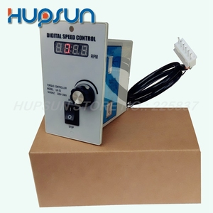 Image 3 - high quality precise electric gear digital speed controller for ac motor speed controller 400w ac 220v motor speed controller